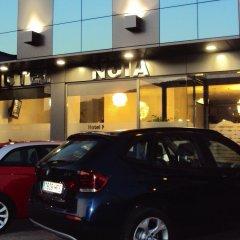 Hotel Noia парковка