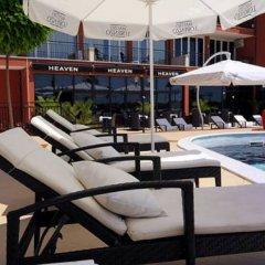 PSB Apartments Hotel Heaven бассейн