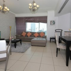 Отель Vacation Bay Downtown Stay Burj View комната для гостей фото 2