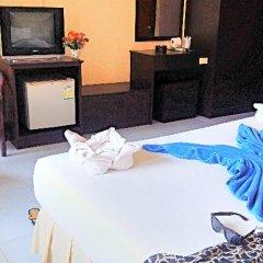 Курортный отель Amantra Resort & Spa удобства в номере фото 2