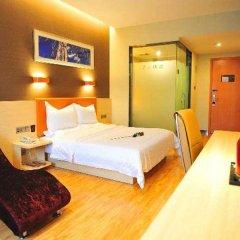 Отель 7 Days Premium Chongqing Da Zu Hong Sheng Square Branch комната для гостей
