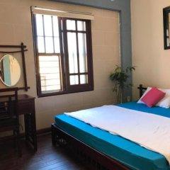 Tribee Bana Hostel Хойан комната для гостей фото 4