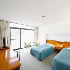 Отель Ashizuri Thermae Тосасимидзу комната для гостей фото 3