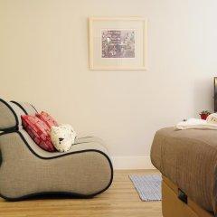 Апартаменты Fixie Studio комната для гостей фото 5