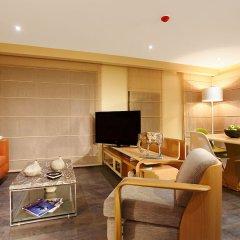 Отель Deris Bosphorus Lodge Residence комната для гостей