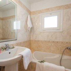 Отель Alba Hotel Греция, Закинф - отзывы, цены и фото номеров - забронировать отель Alba Hotel онлайн ванная