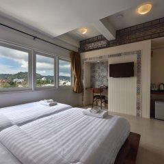 Отель Phuket Montre Resotel Пхукет комната для гостей фото 5