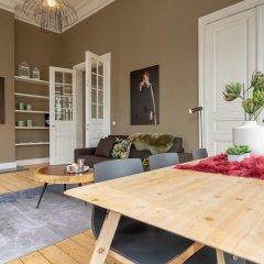 Отель Smartflats Design - Theatre Бельгия, Антверпен - отзывы, цены и фото номеров - забронировать отель Smartflats Design - Theatre онлайн комната для гостей фото 3