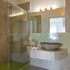 Отель Santorini Secret Suites & Spa ванная