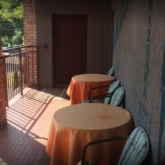 Отель Willa Amazonka балкон