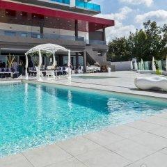 Апартаменты AxelBeach Ibiza Suites Apartments Spa and Beach Club - Adults Only бассейн фото 3