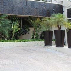 Отель Koox La Mar Condhotel Плая-дель-Кармен парковка