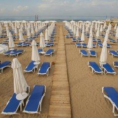 Отель Dream World Aqua пляж фото 2