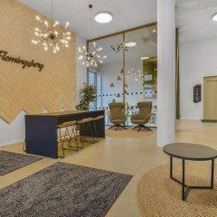 Отель Forenom Aparthotel Stockholm Flemingsberg спа фото 2