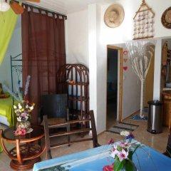 Отель Bora Vaite Lodge Французская Полинезия, Бора-Бора - отзывы, цены и фото номеров - забронировать отель Bora Vaite Lodge онлайн комната для гостей фото 2