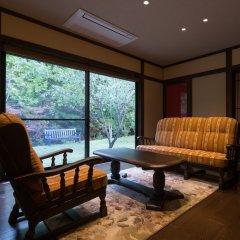 Отель Ryokan Miyama Sansou Минамиогуни комната для гостей фото 4