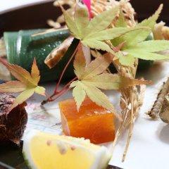 Отель Senomotokan Yumerindo Минамиогуни питание фото 2