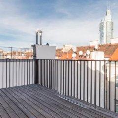 Отель Betariel Apartments L79 Австрия, Вена - отзывы, цены и фото номеров - забронировать отель Betariel Apartments L79 онлайн балкон