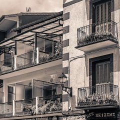 Отель Pension Beizama Эрнани фото 4