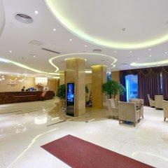 Shenzhen Renshanheng Hotel Шэньчжэнь интерьер отеля
