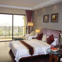 Отель Suntown Sunjoy Hotel Китай, Гуанчжоу - отзывы, цены и фото номеров - забронировать отель Suntown Sunjoy Hotel онлайн комната для гостей фото 5