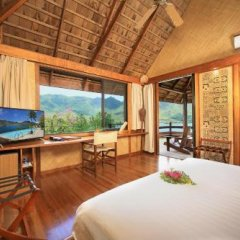 Отель Nuku Hiva Keikahanui Pearl Lodge комната для гостей фото 3