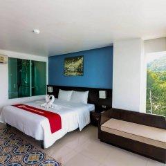 Отель Nida Rooms Talat Yai Robinson Ocean Пхукет комната для гостей фото 4