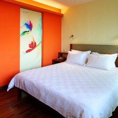 Отель Gangding Garden Inn комната для гостей фото 5