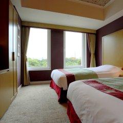Отель Monterey Akasaka Япония, Токио - отзывы, цены и фото номеров - забронировать отель Monterey Akasaka онлайн комната для гостей фото 5
