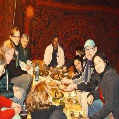 Отель Dune Merzouga Camp Марокко, Мерзуга - отзывы, цены и фото номеров - забронировать отель Dune Merzouga Camp онлайн питание фото 3