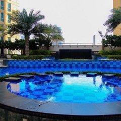 Отель DHH Standpoint Дубай бассейн