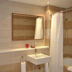 Отель Dreamhouse Apartments Edinburgh West End Великобритания, Эдинбург - отзывы, цены и фото номеров - забронировать отель Dreamhouse Apartments Edinburgh West End онлайн ванная фото 2