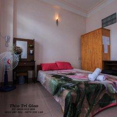 Отель Thao Tri Giao Hotel Вьетнам, Далат - отзывы, цены и фото номеров - забронировать отель Thao Tri Giao Hotel онлайн комната для гостей фото 4