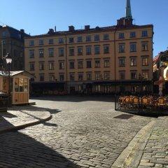 Отель Hotell Den Gyllene Geten Стокгольм