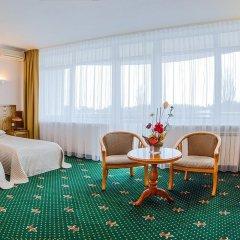 Гостиница Волна комната для гостей фото 5