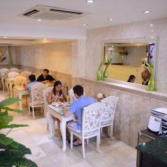 Отель Golden Sun Suites Hotel Вьетнам, Ханой - отзывы, цены и фото номеров - забронировать отель Golden Sun Suites Hotel онлайн питание фото 2