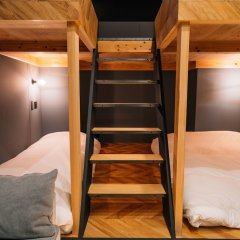 mizuka Daimyo 3 unmanned hotel Фукуока комната для гостей фото 2
