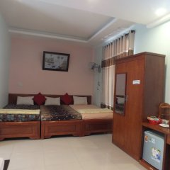 Отель Quynh Long Homestay удобства в номере