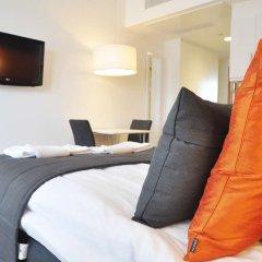 Sky Hotel Apartments, Stockholm комната для гостей фото 5