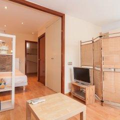 Отель Montaber Apartments Plaza España Испания, Барселона - отзывы, цены и фото номеров - забронировать отель Montaber Apartments Plaza España онлайн комната для гостей фото 5