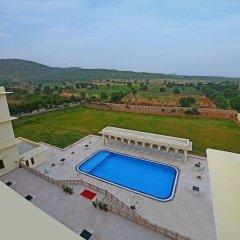 Отель The Jaibagh Palace бассейн фото 2