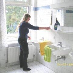 Jugendherberge Salzburg Haunspergstraße, Jugendgästehaus / Junges Hotel Зальцбург ванная