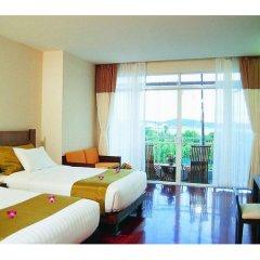 Pattaya Discovery Beach Hotel комната для гостей фото 4