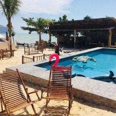 Отель Sea Safari бассейн фото 3