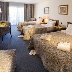 Отель Porto Azzurro Delta Окурджалар комната для гостей фото 5