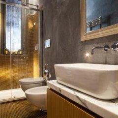 Отель Hemeras Boutique House Aparthotel Montenapoleone Италия, Милан - отзывы, цены и фото номеров - забронировать отель Hemeras Boutique House Aparthotel Montenapoleone онлайн ванная