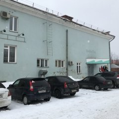 Hostel Zilant парковка