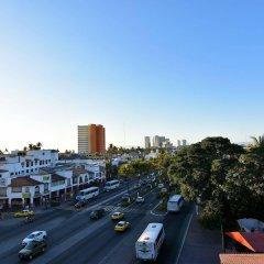 Hotel Suites del Sol Пуэрто-Вальярта балкон