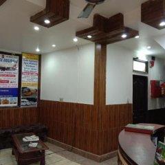 Hotel Welcome Inn Нью-Дели питание