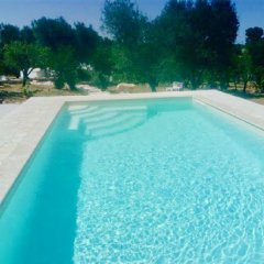 Отель Trulli Fenice Alberobello Италия, Альберобелло - отзывы, цены и фото номеров - забронировать отель Trulli Fenice Alberobello онлайн бассейн фото 3